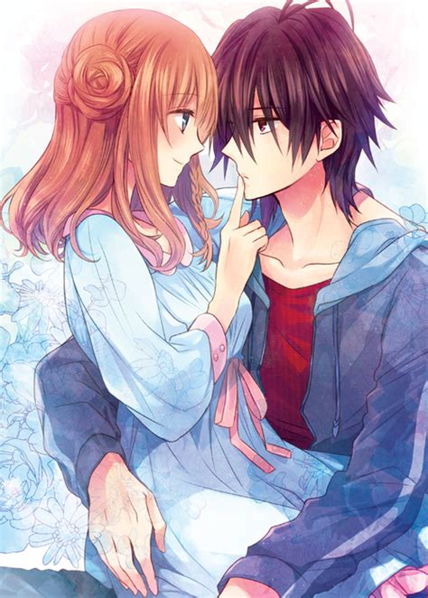 anime eyes boy and girl anime anime girl anime boy couple anime amnesia