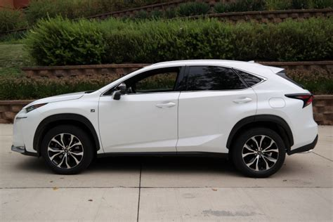 what is the most comfortable suv to drive the lexus nx200t is a crossover suv with power style luxury