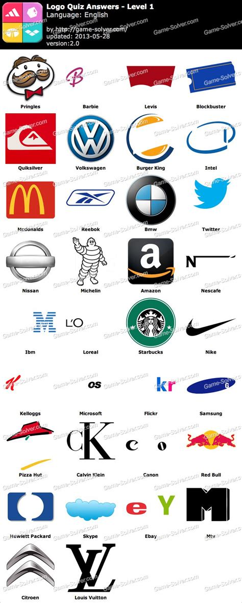 logo quiz cheats my downloads logo quiz level 3 cheats