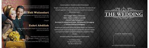 undangan nikah defairy
