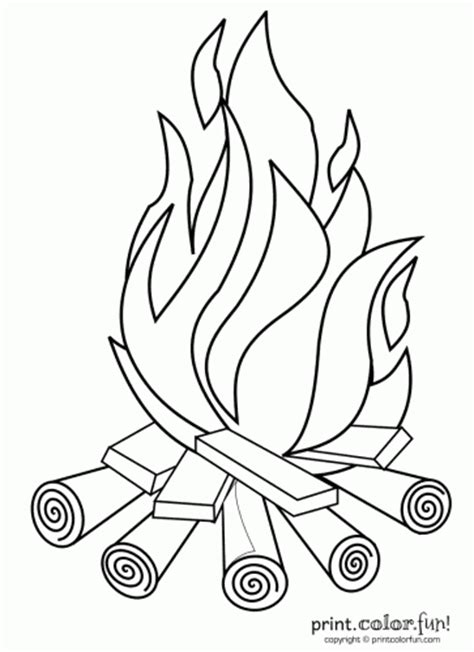 free printable vire coloring pages cfire coloring page print color fun
