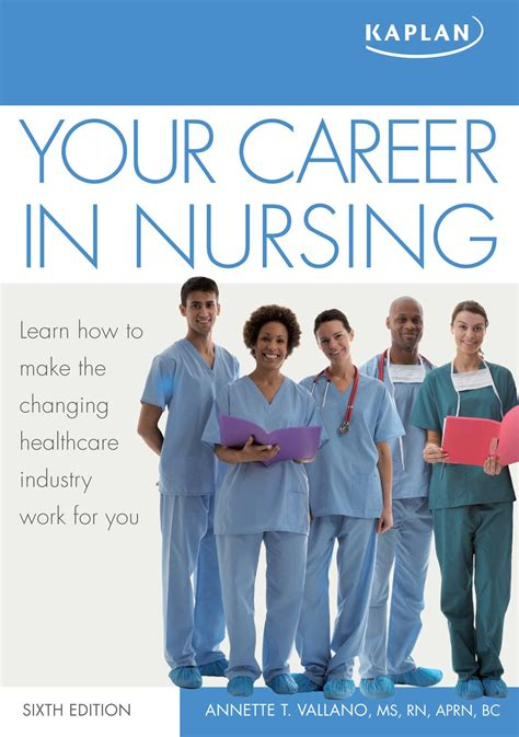 your career in nursing ebook by vallano official