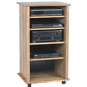 Cheap Stereo Cabinet black friday wood technology solid hardwood audio rack