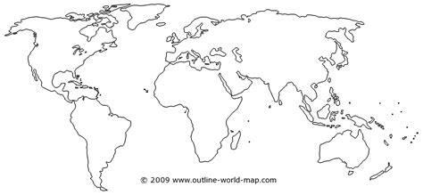 blank world map blank map of the world printable world map blank