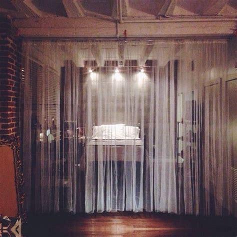 diy curtain room divider best 25 room divider curtain ideas on pinterest