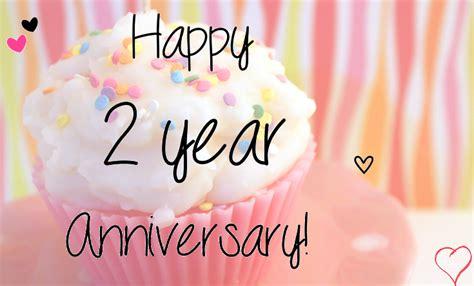 2 years in years 2 year anniversary the blondissima