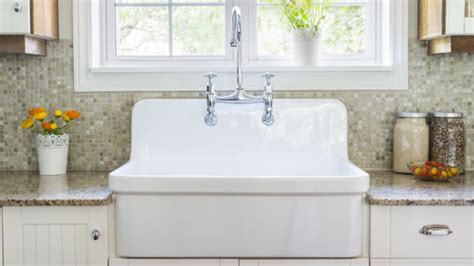 kitchen sink types pros and cons kitchen sink types pros and cons style and material