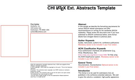 abstract template graphics adding a picture before abstract in extended