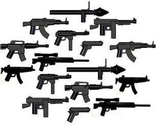 Lego Compatible Heavy Barrey Part Rifle lego ww2 guns for sale autos weblog