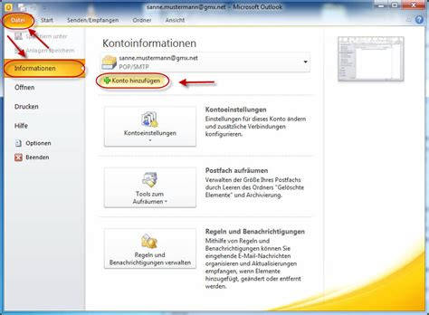 email layout erstellen outlook t online e mail in outlook 2010 einrichten