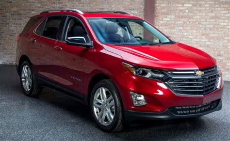 Chevrolet Equinox 2020 by 2020 Chevrolet Equinox Review Price Specs Rivals
