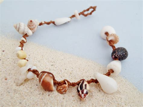 how to make seashell jewelry hawaiian seashell bracelet shell jewelry hawaii