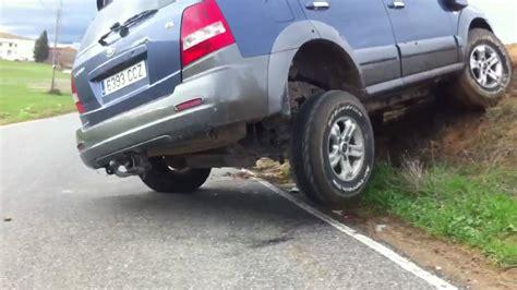 Kia Sorento Suspension Kia Sorento With Arb Rear Difflock Bloqueo De Diferencial