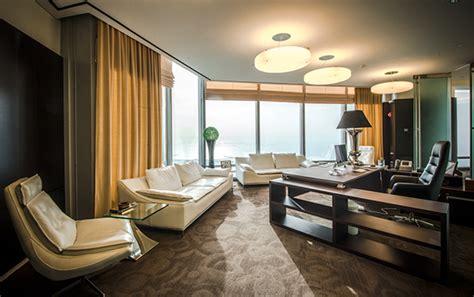 home lighting design dubai burj khalifa office designed and executed by cambridge on