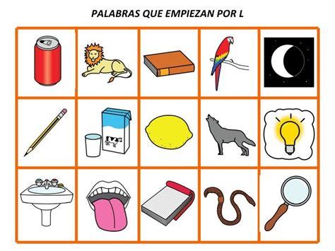 imagenes que comiencen con la letra b 39216646 palabras que empiezan por bilingue pinterest