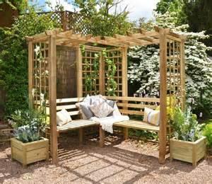 Pergola Garden by 45 Garden Arbor Bench Design Ideas Amp Diy Kits You Can