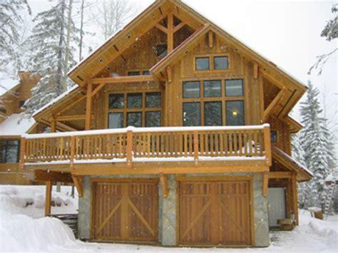 Reed College Ski Cabin by Ski Cabin Photos Building