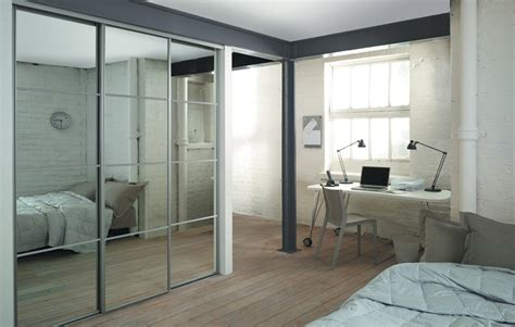 Mirror Sliding Wardrobe by Mirror Glass Sliding Wardrobe Doors Uk S Leading Supplier