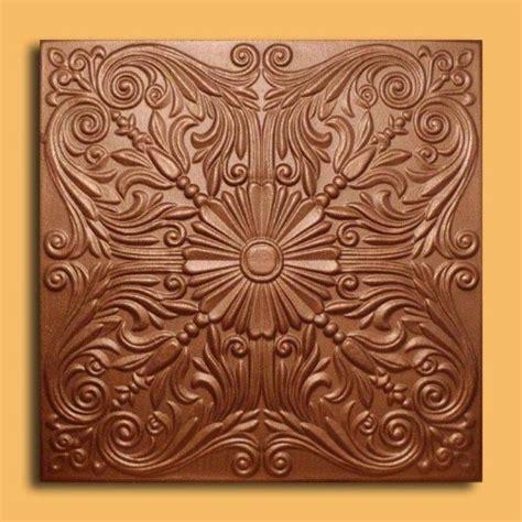 r139 astana copper 20 x20 foam ceiling tile ceiling
