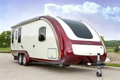 ultra lite travel trailers used