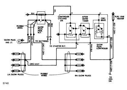 1986 ford f250 diesel electrical problem 1986 ford f250