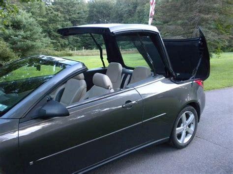 Pontiac G6 Sport by Find Used 2006 Pontiac G6 Gtp Sport Retractable Hardtop