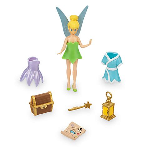 Figure Tinkerbell tinker bell figure fashion set disney store