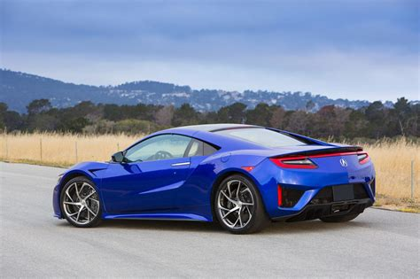 Acura Auto by 2016 Acura Nsx Autos Post