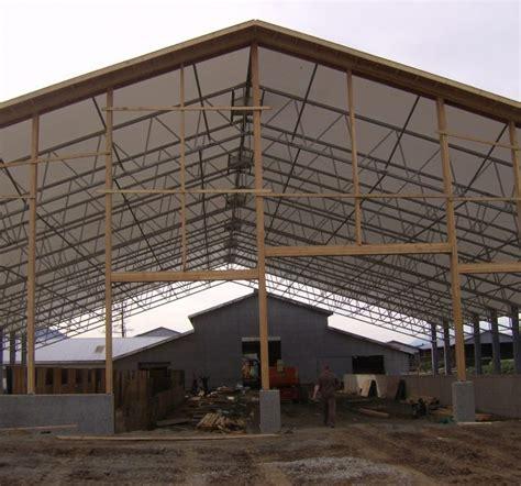 Barn Roof Vancouver Island Bc Dairy Barn Construction Rising