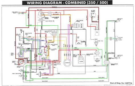 royal enfield bullet 500 wiring diagram 39 wiring