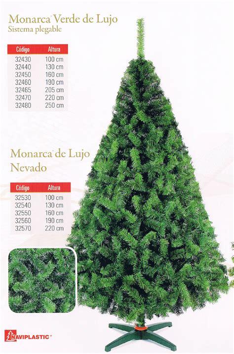 arbol de navidad monarca de lujo varios colores decorac