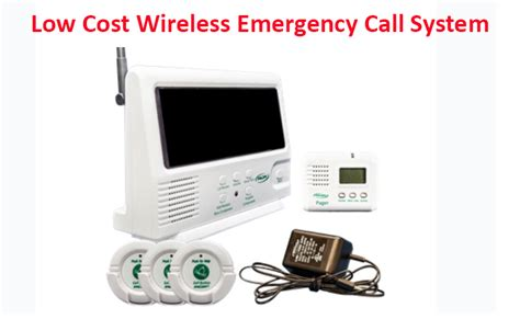 low cost wireless call system support up to 40