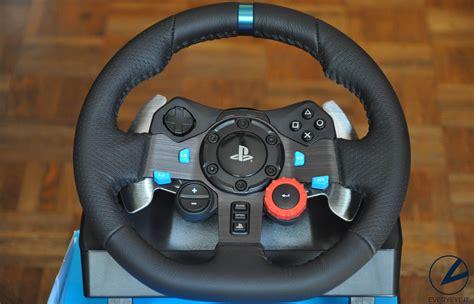 volante pc con frizione recensione logitech g29 driving everyeye tech