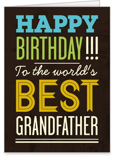 printable happy birthday cards for grandpa best grandpa 5x7 greeting card birthday cards shutterfly