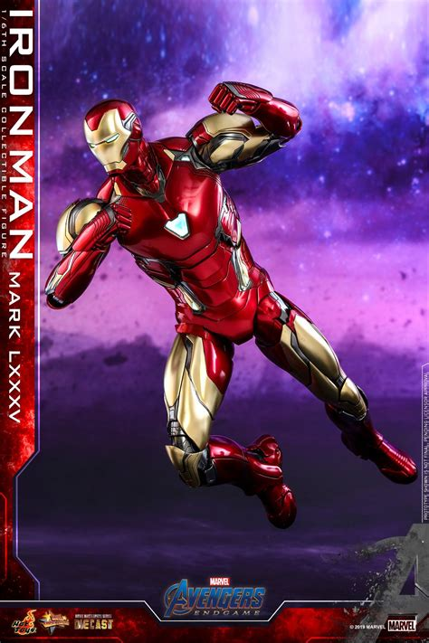 avengers endgame iron man mark lxxxv thanos hot