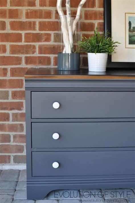 spray paint queenstown queenstown gray dresser makeover evolution of style