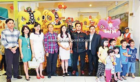 new year open house malaysia bahagia residences launched at naim s new year