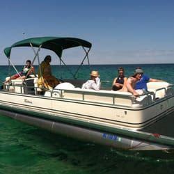 pontoon boat rental munising mi superior pontoon rentals passeios de barco 1208