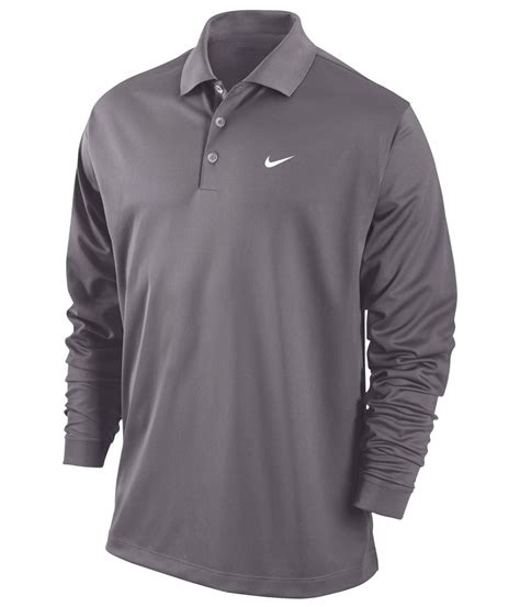 Nike Legsleeve Polos nike mens dri fit stretch tech polo shirt sleeve golfonline