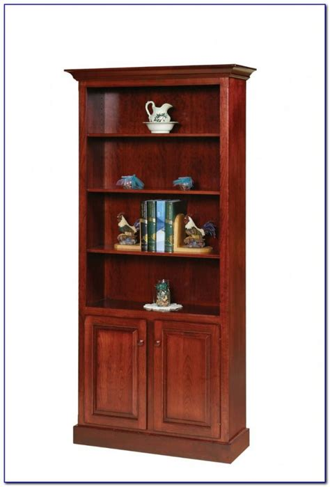 storage bookcase with glass doors bookcase home design