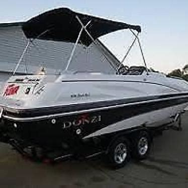 donzi deck boats donzi z23 deck boat 2001 for sale for 19 500 boats from
