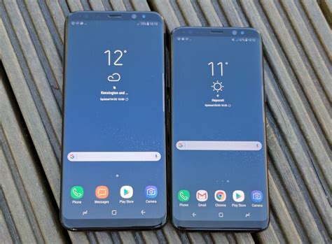 Samsung Galaxy S8 Vs Samsung Galaxy S8 Plus Review