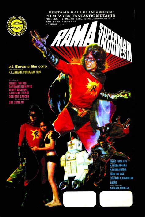film jadul rama superman indonesia ヒロインアクションの復権を 動画メモ rama superman indonesia