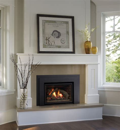 Gas Fireplace Inserts Bc by Modern Gas Fireplace Inserts Canada
