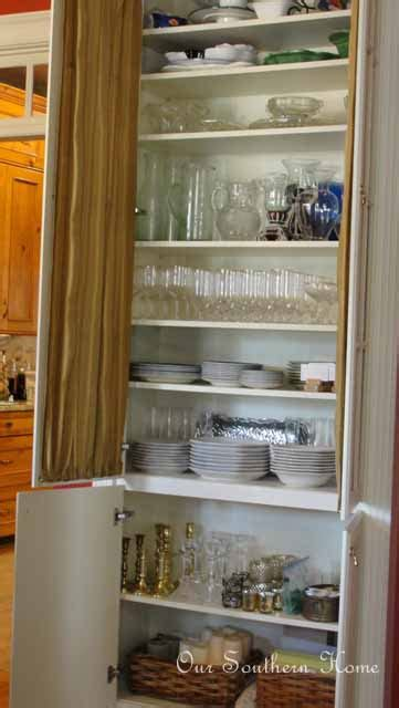 How To Organize A China Cabinet by Hometalk China Cabinet Organizing