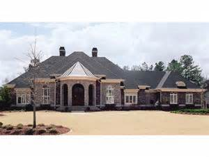 5 Bedroom Country House Plans Home Plans Homepw00205 5 082 Square 5 Bedroom 4