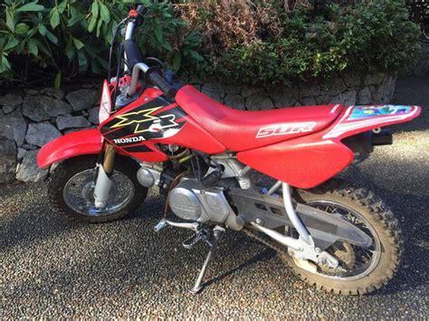 50cc Honda Dirt Bike by 2000 Honda 50cc Dirt Bike Saanich