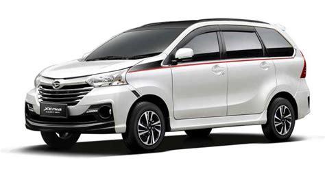 Emblem X Daihatsu Xenia Oem daihatsu hadirkan xenia terios dan ayla custom edisi