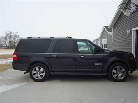 buy car manuals 2007 ford expedition security system find used 2007 ford expedition el limited sport utility 4 door 5 4l in atkinson nebraska