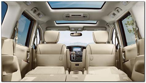 nissan minivan 2018 2018 nissan quest interior changes ausi suv truck 4wd